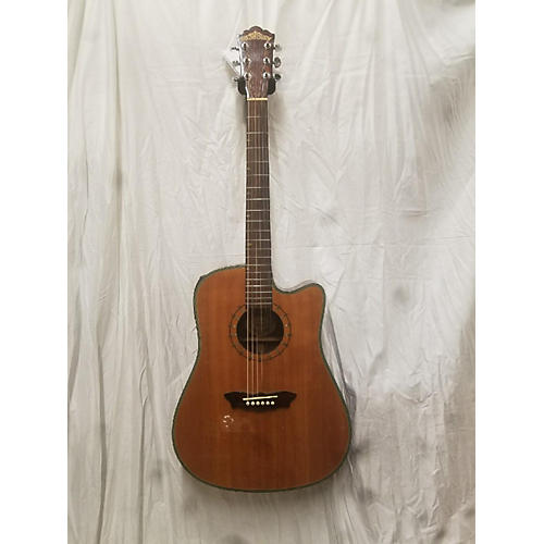Washburn D46SCE Acoustic Electric Guitar