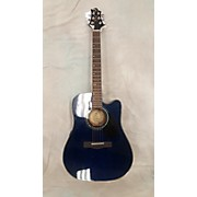 Greg Bennett Design by Samick D4CE Acoustic Guitar