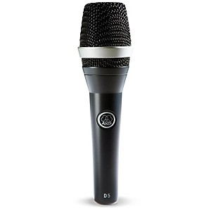 AKG D5 Supercardioid Handheld Dynamic Microphone by AKG