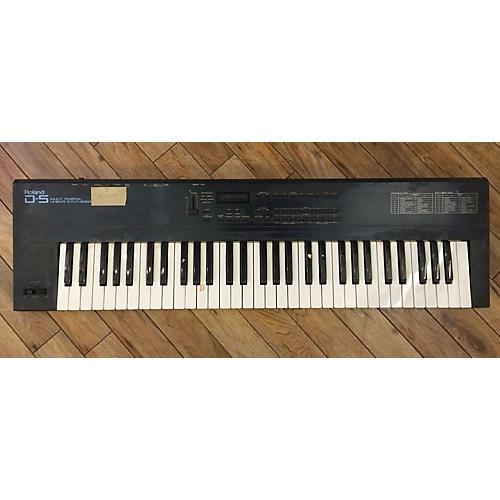 Roland D5 Synthesizer-thumbnail