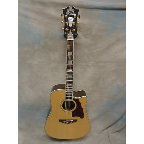 D'Angelico D500 Acoustic Electric Guitar-thumbnail