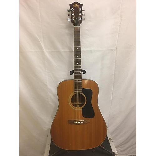 used guild d55 acoustic guitar guitar center. Black Bedroom Furniture Sets. Home Design Ideas