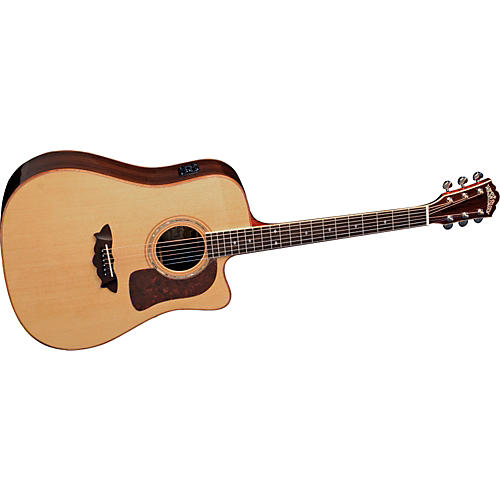 Washburn D56SWCE Acoustic-Electric Guitar