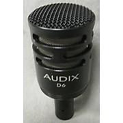 Audix D6 Drum Microphone