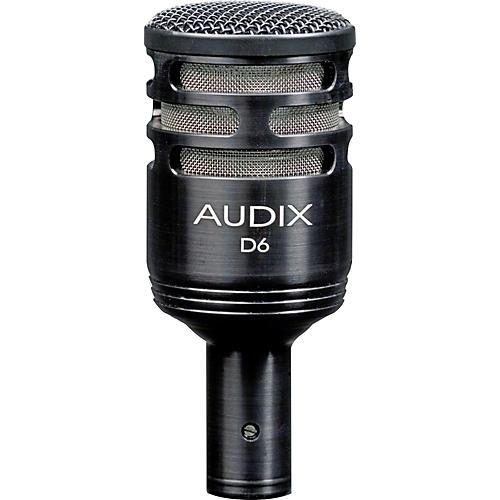 Audix D6 Sub Impulse Kick Drum Mic-thumbnail