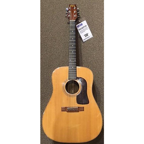Washburn D60N Acoustic Guitar