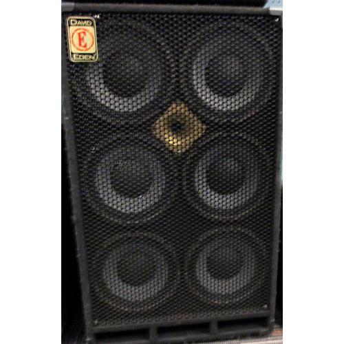 Eden D610XLT6 Bass Cabinet-thumbnail