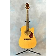 Greg Bennett Design by Samick D6CE Acoustic Electric Guitar