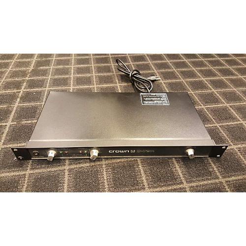 Crown D75A Power Amp-thumbnail