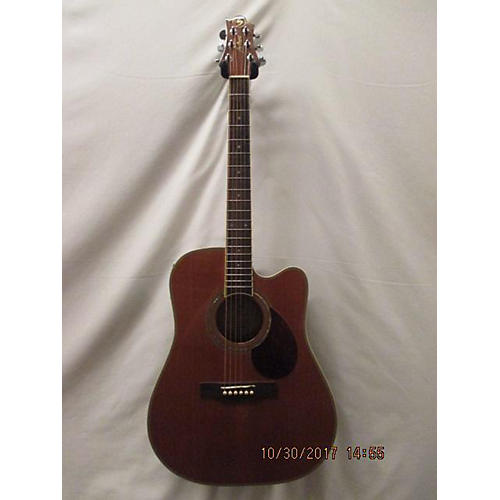 Greg Bennett Design by Samick D7CE Acoustic Electric Guitar