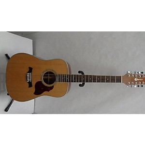 Pre-owned Crafter Guitars D8-12/N 12 String Acoustic Guitar by Crafter Guitars