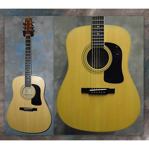 Washburn D8 Acoustic Guitar