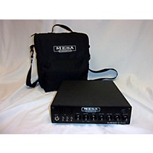 Mesa Boogie D800 Bass Amp Head