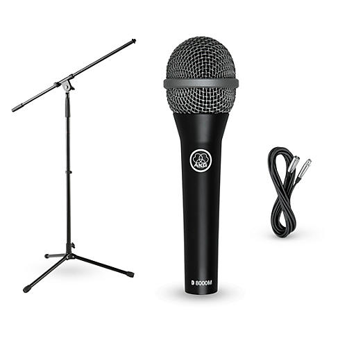 AKG D8000M with Cable and Stand-thumbnail