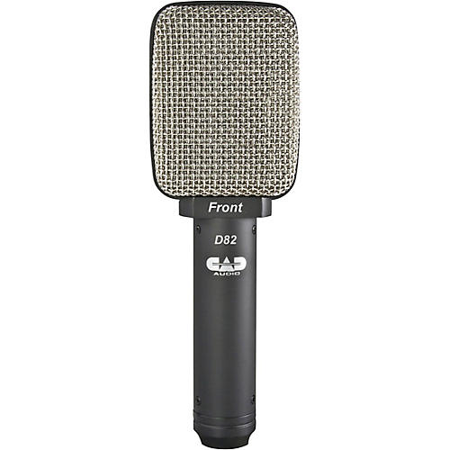 CadLive D82 Figure-8 Ribbon Cabinet/Percussion Microphone-thumbnail