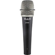CadLive D89 Supercardioid Dynamic Instrument Microphone