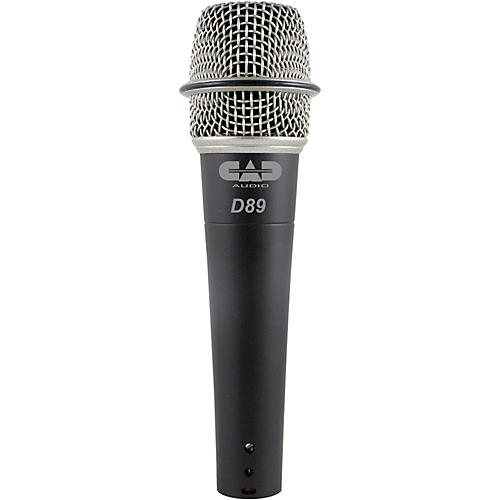 CadLive D89 Supercardioid Dynamic Instrument Microphone-thumbnail