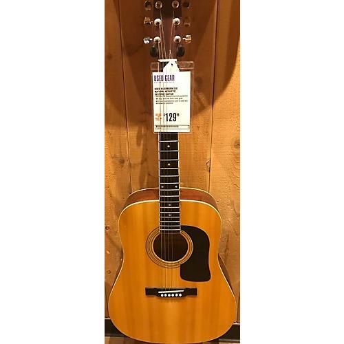 Washburn D8E Acoustic Electric Guitar-thumbnail