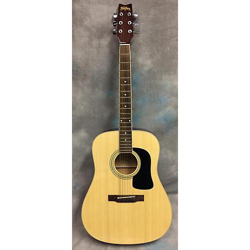 Washburn D8PAK Acoustic Guitar-thumbnail