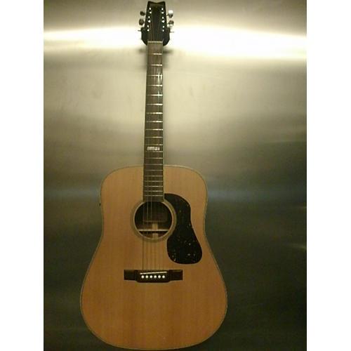 Washburn D92LTD Acoustic Electric Guitar