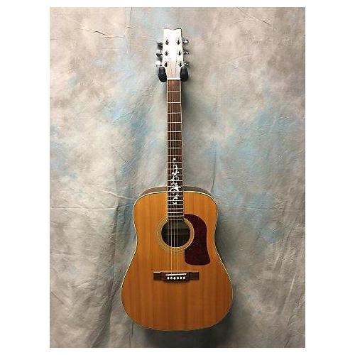 Washburn D95LTD Acoustic Guitar Natural