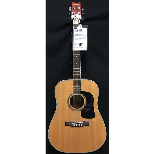 Washburn D9C Acoustic Guitar-thumbnail