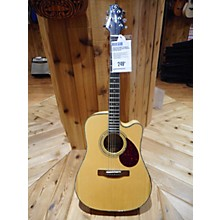 Greg Bennett Design by Samick D9CE Acoustic Electric Guitar