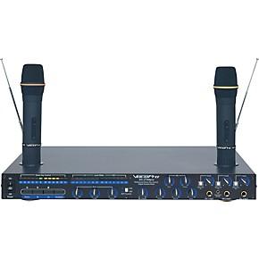 vocopro da 2277 mixer rechargeable wireless mic system guitar center. Black Bedroom Furniture Sets. Home Design Ideas