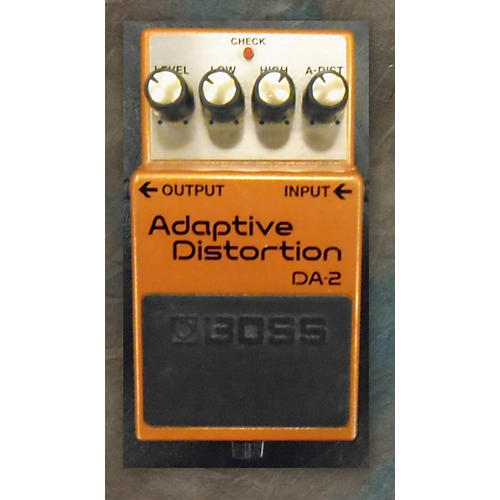 Boss DA2 Adaptive Distortion Effect Pedal