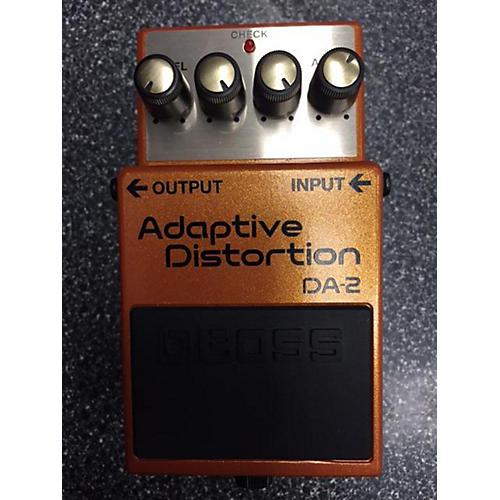 Boss DA2 Adaptive Distortion Effect Pedal