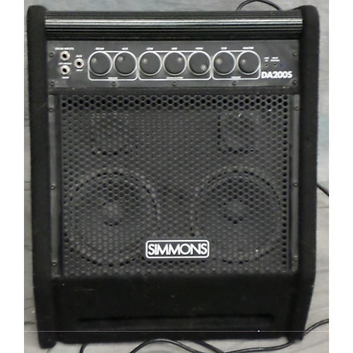 Simmons DA200S 200W Drum Amplifier-thumbnail