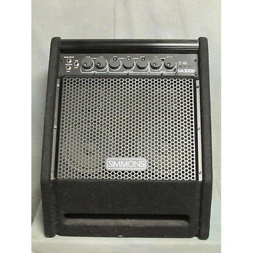 Simmons DA200S 200W Drum Amplifier-thumbnail