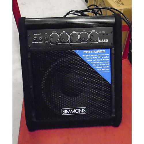 Simmons DA50 Drum Amplifier