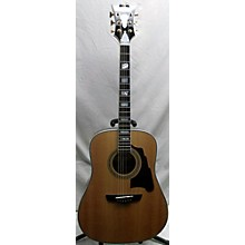 D'Angelico DAASD300NAT Acoustic Electric Guitar