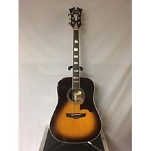 D'Angelico DAASD300VSB Acoustic Electric Guitar