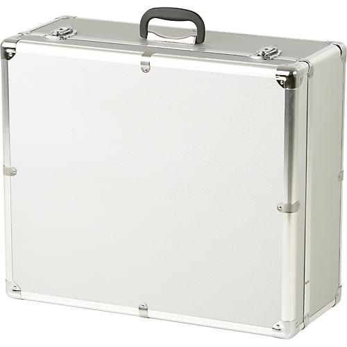 SofiaMari DAC-120 Deluxe Metal Accordion Case-thumbnail