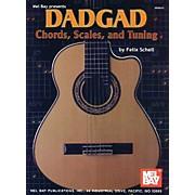 Mel Bay DADGAD Chords, Scales, and Tuning Book