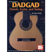 Mel Bay DADGAD Chords, Scales, and Tuning Book