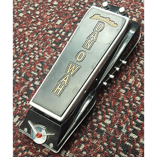 Danelectro DAN-O-WAH Black And Silver Effect Pedal