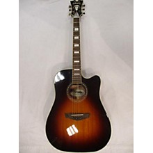 D'Angelico DAPGC10SBG Acoustic Electric Guitar