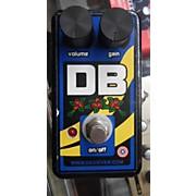Devi Ever DARK BOOST Effect Pedal