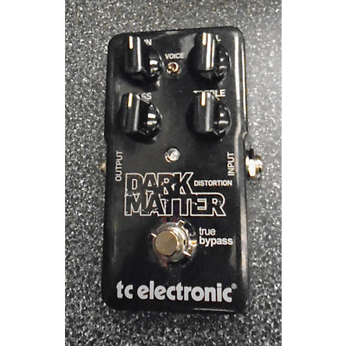 TC Electronic DARK MATTER Effect Pedal-thumbnail