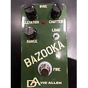 Lovepedal DAVID ALLEN BAZOOKA Effect Pedal