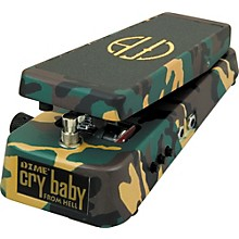 Dunlop DB-01 Dimebag Cry Baby From Hell