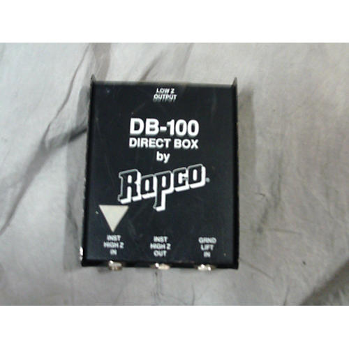 Rapco DB-100 Direct Box-thumbnail