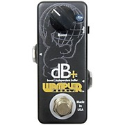 DB+ Buffer/Boost Guitar Effects Pedal