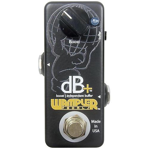 Wampler DB+ Buffer/Boost Guitar Effects Pedal