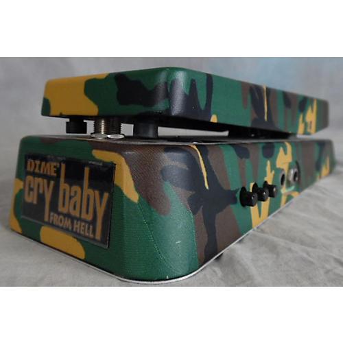Dunlop DB01 Dimebag Wah Effect Pedal