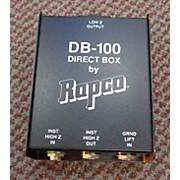 Rapco DB100 Direct Box