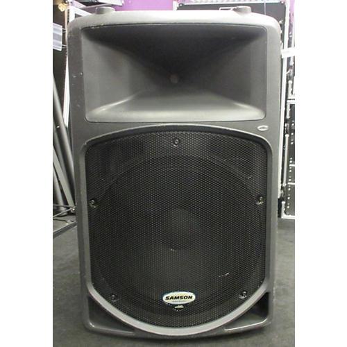 used samson db500a powered speaker guitar center. Black Bedroom Furniture Sets. Home Design Ideas